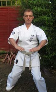 Sanshin karate kata