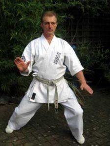 Seishan karate kata