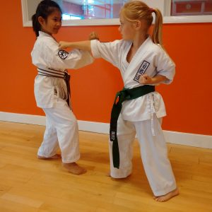 Kids Karate summer-martha
