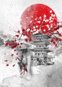 karate temple rising sun